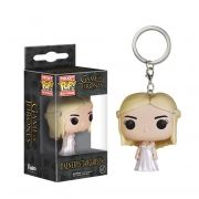 Pocket Pop Keychains (Chaveiro)  Daenerys Targaryen: Game Of Thrones - Funko