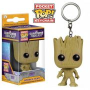 Pocket Pop Keychains (Chaveiro) Groot: Guardiões da Galáxia - Funko