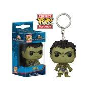 Pocket Pop Keychains (Chaveiro) Hulk (Casual): Thor Ragnarok - Funko