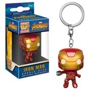 Pocket Pop Keychains (Chaveiro) Iron Man: Guerra Infinita (Infinity War)  - Funko