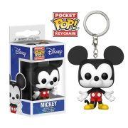 Pocket Pop Keychains (Chaveiro) Mickey: Disney - Funko (Apenas Venda Online)