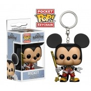 Pocket Pop Keychains (Chaveiro): Mickey: Kingdom Hearts - Funko