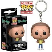 Pocket Pop Keychains (Chaveiro) Morty: Rick and Morty - Funko