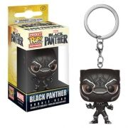 PRÉ VENDA: Pocket Pop Keychains (Chaveiro) Pantera Negra (Black Panther): Marvel - Funko