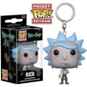 Pocket Pop Keychains (Chaveiro) Rick: Rick and Morty - Funko