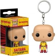Pocket Pop Keychains (Chaveiro) Saitama: One Punch Man - Funko