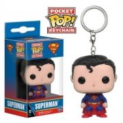 Pocket Pop Keychains (Chaveiro) Superman: DC Super Heroes - Funko