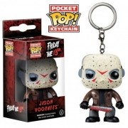 Pocket Pop! Keychains (Chaveiro) Jason Voorhees - Funko