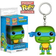 Pocket Pop! Keychains: Teenage Mutant Ninja Turtles: Leonardo - Funko