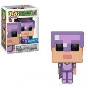 Pop! Alex In Enchanted Armor: Minecraft (Exclusivo) #325 - Funko