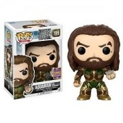 Pop Aquaman com a Caixa Materna: Liga da Justiça (Justice League) (Exclusivo)  #199 - Funko