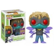 Pop! Baxter Stockman: Teenage Mutant Nija Turtles (Exclusivo) #507 - Funko