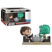 Pop! Cantina Faceoff (Han Solo/Greedo): Star Wars (Movie Moments) Exclusivo #223 - Funko