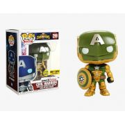 Pop! Civil Warrior (Glows in the dark): Marvel Contest of Champions (Exclusivo) #299 - Funko
