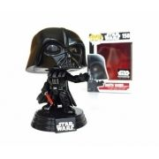 Pop Darth Vader (Exclusivo): Star Wars #158 - Funko