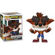 Pop! Fake Crash Bandicoot: Crash Bandicoot (Exclusivo) #422 - Funko
