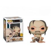 Pop! Gollum: The Lord Of The Rings (Chase) #532 - Funko