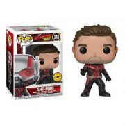 Pop! Homem-Formiga (Ant-Man) Chase: Homem-Formiga e a Vespa (Ant-Man and the Wasp) #340 - Funko