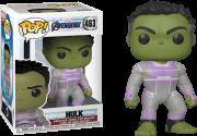 Pop! Hulk: Vingadores Ultimato (Avengers Endgame) Exclusivo #463 - Funko