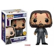 Pop John Wick (Chase): Capítulo 2: Um Novo Dia Para Matar #387 - Funko