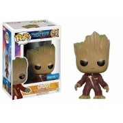 POP Movies: Guardians of the Galaxy 2, Angry Ravager Groot #212 Exclusivo