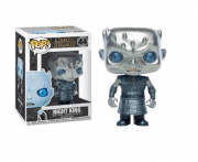 Pop! Night King (Metálico): Game Of Thrones (Exclusivo) #44 - Funko