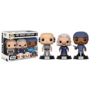 Pop! Pack Lobot, Ugnaught & Bespin Guard : Star Wars (Exclusivo) #3 - Funko