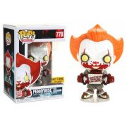Pop! Pennywise (With Skateboard): It Chapter 2 (Exclusivo) #778 - Funko