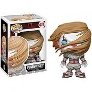 Pop! Pennywise (with Wig): It (Exclusivo) #474 - Funko