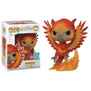 Pop! Phoenix (Fawkes): Harry Potter (Flocked) Exclusive SDCC 2019 #84 - Funko