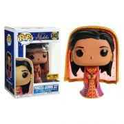 Pop! Princesa Jasmine (Princess Jasmine) Desert Moon: Aladdin (2019) (Exclusivo) #543 - Funko