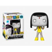 Pop! Raven (Lady Legasus): Teen Titans Go! (Exclusivo) #615 - Funko