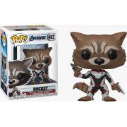 Pop! Rocket: Vingadores Ultimato (Avengers Endgame) Exclusivo #462 - Funko