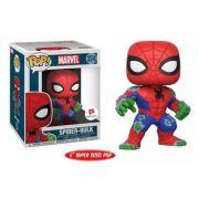 Pop! Spider-Hulk: Marvel Comics (Exclusivo) #374 - Funko