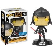POP! Star Wars Rebels - Seventh Sister Exclusivo #167 - Funko Black Friday  (Apenas Venda On-line)
