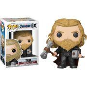Pop! Thor: Vingadores Ultimato (Avengers Endgame) Exclusivo #482 - Funko