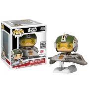 Pop! Wedge Antilles: Star Wars (Exclusivo) #219 - Funko