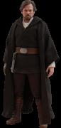 PRÉ VENDA: Boneco Luke Skywalker (Crait): Star Wars Os Últimos Jedi (The Last Jedi) Escala 1/6 (MMS507) - Hot Toys