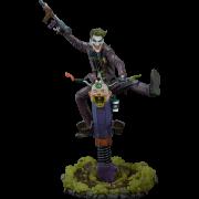 Estátua Coringa (The Joker): DC Comics Premium Format - Sideshow Collectibles