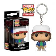 Pocket Pop Keychains (Chaveiro) Dustin: Stranger Things - Funko