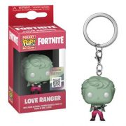 PRÉ VENDA: Pocket Pop Keychains (Chaveiro) Love Ranger: Fortnite - Funko