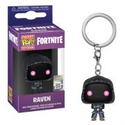 PRÉ VENDA: Pocket Pop Keychains (Chaveiro) Raven: Fortnite - Funko