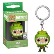 PRÉ VENDA: Pocket Pop Keychains (Chaveiro) Rex: Fortnite - Funko