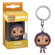 PRÉ VENDA: Pocket Pop Keychains (Chaveiro) Valor: Fortnite - Funko