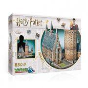 Quebra-Cabeça (Board Games - Boardgames) Hogwarts - Salão Principal (Harry Potter) - Galápagos Jogos