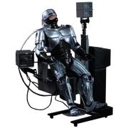 Boneco RoboCop (Mechanical Chair) Diecast: RoboCop Escala 1/6 (MMS203D05) - Hot Toys - CG