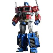 Boneco Optimus Prime: The Transformers Generation 1 Escala 1/6 - Hot Toys - CD