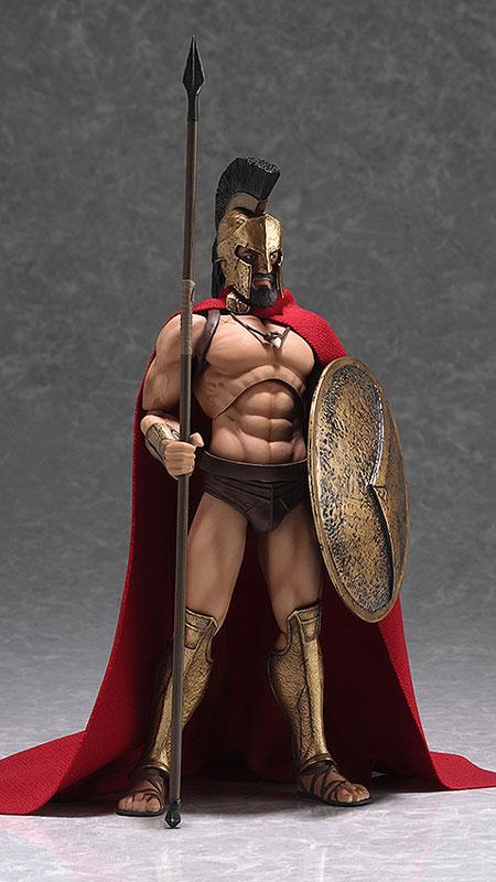 Boneco Leonidas : 300 - Figma