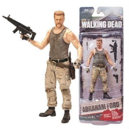 Abraham Ford The Walking Dead Series 6 - McFarlane