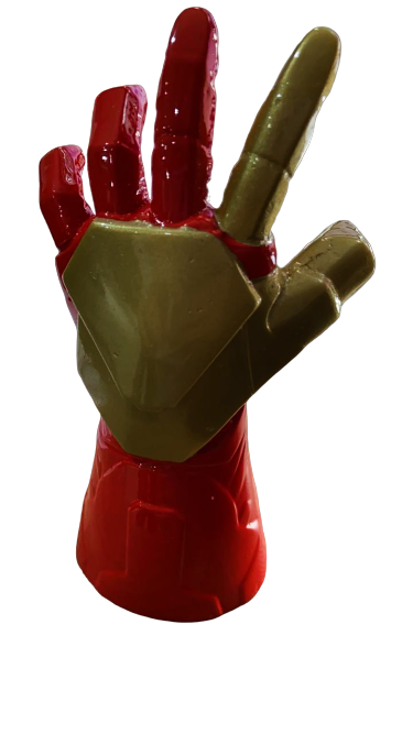 Abridor de Garrafa Homem de Ferro (Marvel) - Iron Man - EV